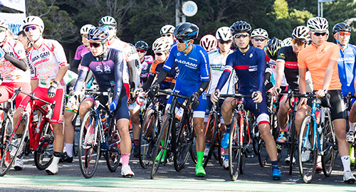 The 3rd Makuhari Creterium in CYCLE MODE presented by JBCF